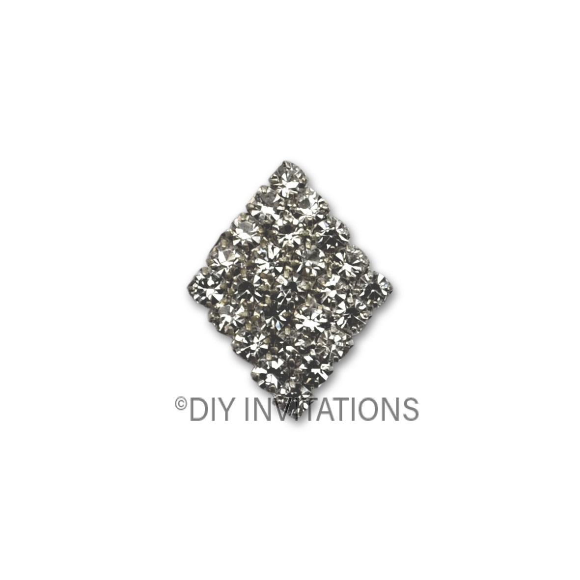 Self Adhesive Diamond Cluster