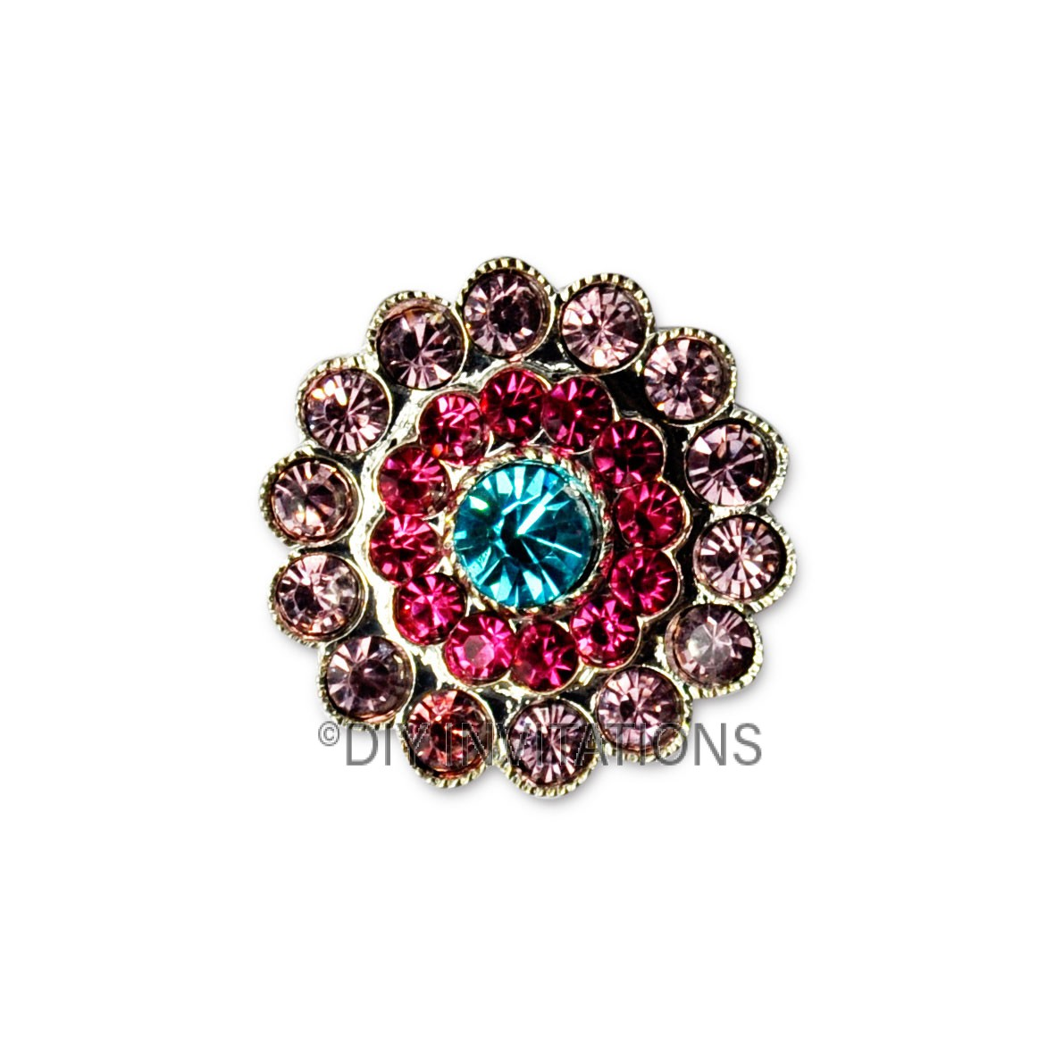 Regal Brooch
