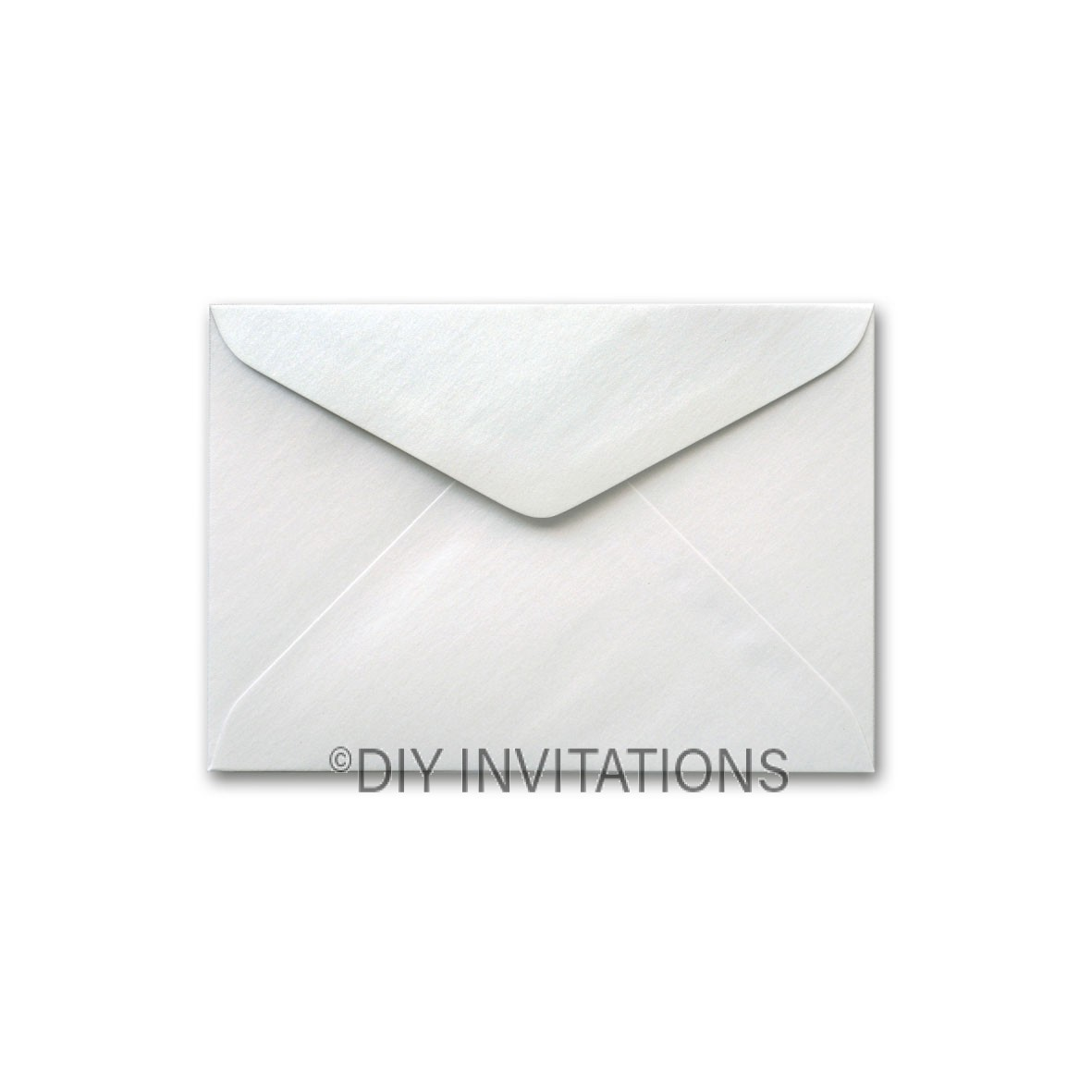 C6 StarDream Silver Envelope (114x162mm)