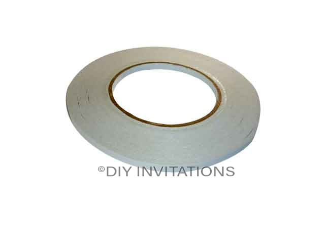 Double Sided Tape 6mm Wide