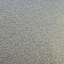 A4 Embossed Pebbles in Silver 150gsm
