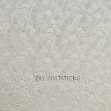 A4 Embossed Gems in Quartz 150gsm