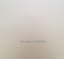 A4 Embossed Quilted Diamond Quartz 90gsm