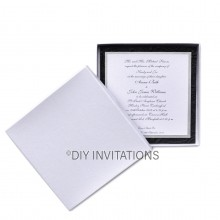 Rigid Invitation Box - Square - S.Dream Crystal  (150x150)