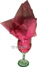 Tissue Paper Hot Pink